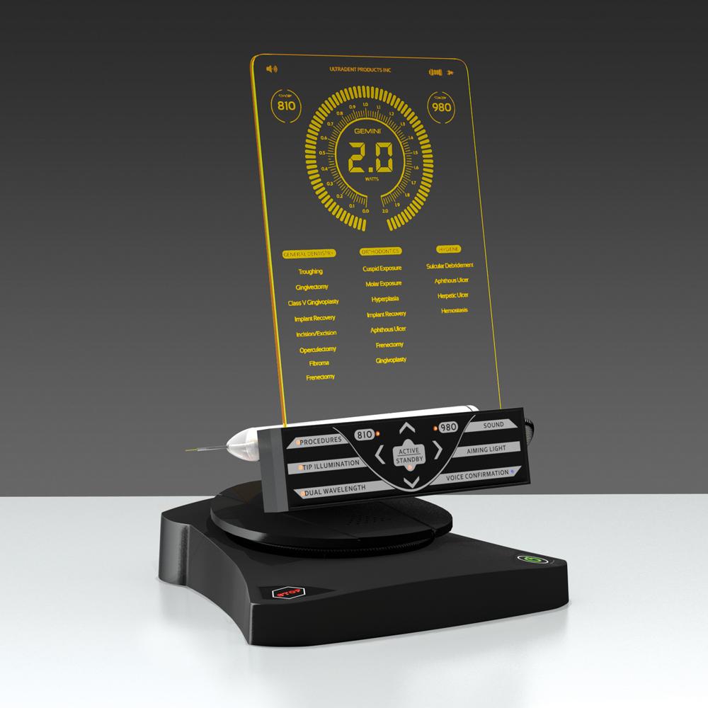 Gemini 810 980 Diode Laser Kit Optident